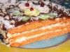 Торт  Рыжая Галинка