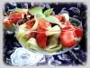 Салат из клубники...
