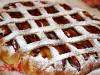 Пирог маково-сливовый