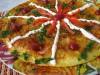 Овощной пирог-омлет на...