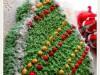 Торт  Новогодняя Ёлочка