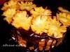Цветы из ананаса