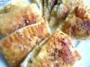 Мини-пирожки из слоёного теста (жареные)