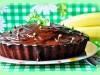 Шоколадно-банановый кекс...