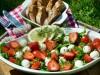 Салат с клубникой  Летний...