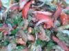 Салат из синеньких «Золотая осень»