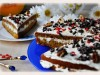 Тыквенный пирог с кремом...