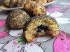 Сырное печенье с начинкой из маслин