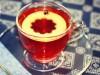 Чай с пряностями и яблоком