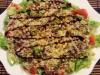 Салат с креветками и вялеными томатами от Анфисы Чеховой