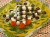 Маринованная салака (килька, мойва)
