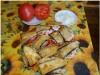 Одесский баклажановый сэндвич