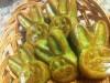 Кексы с сыром (творогом) и шпинатом