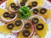 Арабский салат «Мункачини»
