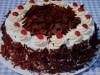 Торт « Черный лес» ( Schwarzwaelderkirschtorte)
