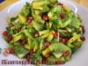 Салат с авокадо и киви