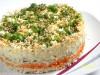Салат слоеный (Обед -60)