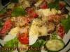 Салат со свежими овощами...
