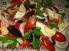 Салат с сельдью, свеклой...