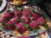Салат-закуска «Клубничка»
