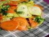 Овощи маринованные «по-быстрому» (постный)