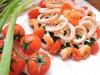 Салат с брокколи и морепродуктами