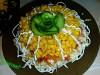 Салат «Тортик»(Нежный!)