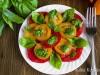 Летний томатный салат с...
