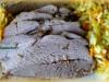 Запеченное бедро индейки