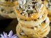 Печенье с кунжутом,семенами льна и подсолнечника