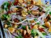 Азиатский салат из утиной грудки и дайкона