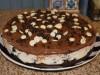 Шоколадный чизкейк «Орео» (Oreo Cheesecake Chocolate Cake)