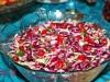 Салат с красной капустой и гранатом