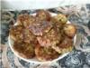 Кабачковые оладьи с мясным фаршем
