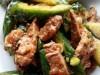 Огурцы с мясом 2 (корейская кухня)