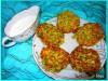 Оладушки из брокколи