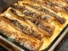 «Филе скумбрии, запеченное с картофелем»