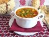 Густой суп с кабачком и...