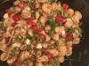 Салат с макаронами «Капрезе»