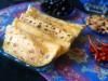 Томатные лепёшки с сырной начинкой