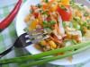 Капустный салат с горчичной заправкой