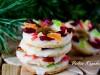 Рождественские кольца шортбред