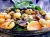 Тёплый салат «Кара-лева»