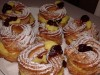 Пончики Св.Иосифа жаренные/Zeppole fritte di San Giusepppe