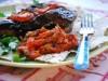 Imam Bayildi (турецкая кухня ) (Постное)