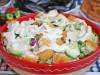 Салат с рыбными...