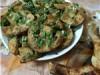 Запеченный картофель с гремолатой