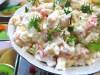 Крабово-яично-кукурузный салат  (ещё вариант...)