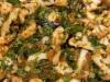 Салат из цветной капусты (корейская кухня)