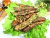 Баклажаны, обжаренные  с чесноком и соевым соусом  (быстро)